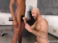 A hairless twink. A mature, hairy `DILF`. A student who is wondering why he doesn`t like want to have sex with his girlfriend. A professor who`s popular on campus. Meet Zeero and Professor Adam Russo. Zeero really likes Professor Russo and feels like he c