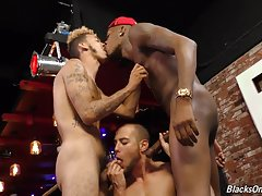 He manages a fairly popular bar in the gay part of town, but the owners aren`t happy.