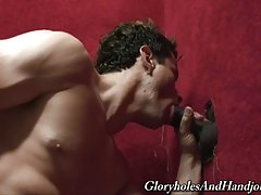 What did bother me was how long it was taking me to stroke his fat salami and my tiny hands didn`t stop aching. It was a good pain and soon I was given the mother load of hot black goo all over me.